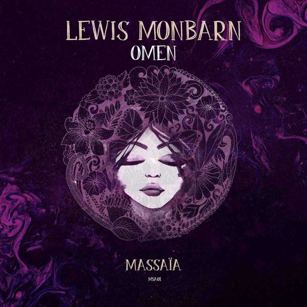 Lewis-Monbarn-Omer-Album-cover